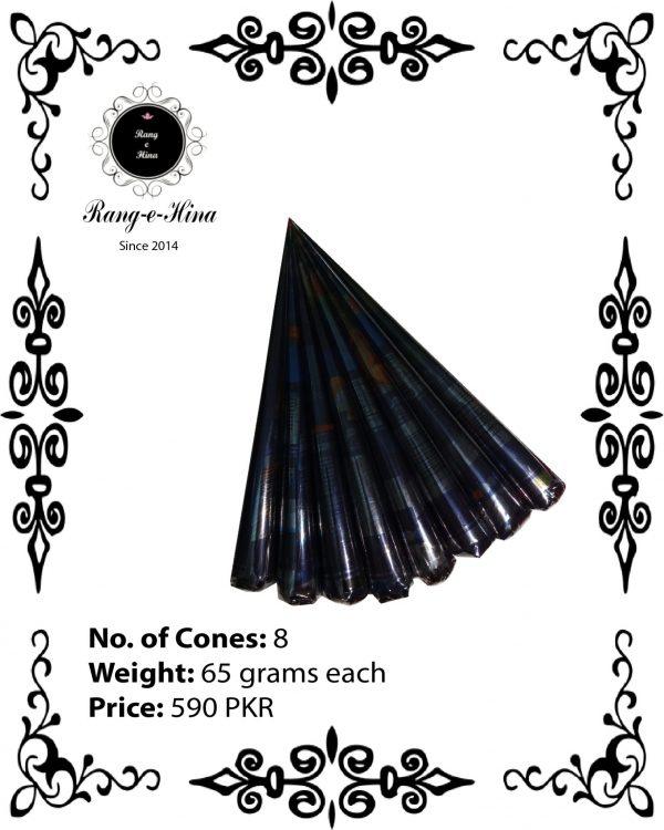 Buy 8 Mehndi cones