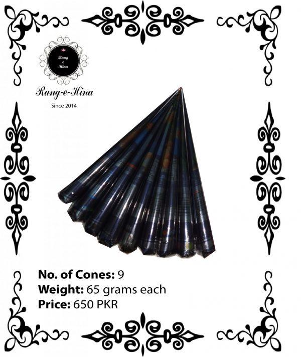 Buy 9 Mehndi cones